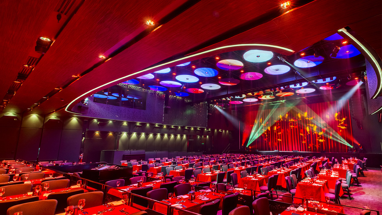 Le Casino de Montréal change le design de ses shows